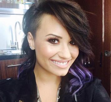 Demi Lovato I Broke Vegan And Rawt For President Dinner Date