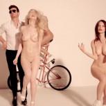 фотоклипы с девушками голыми