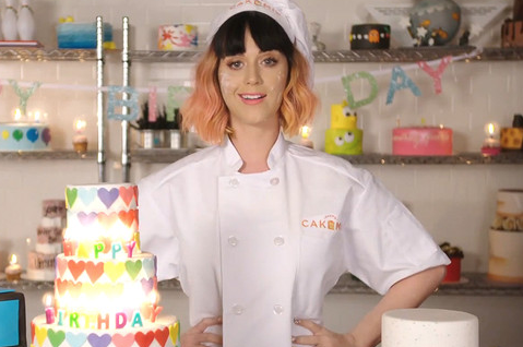 Katy Perry's 'Birthday' proven to make listeners happy